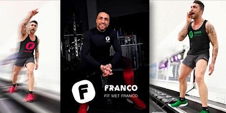 TICKETVERKOOP EDITIE 2_Fit-Food-Fun Challenge by Franco 2021 Tickets