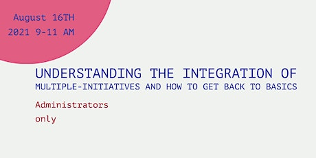 Understanding the Integration of Multiple-Initiatives tickets