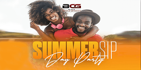 BLACK COUPLE GETAWAYS SUMMER SIP! (ATLANTA) tickets