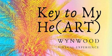 Key to My He(ART): Virtual Wynwood Tour tickets