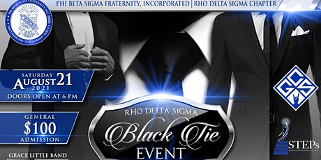 Rho Delta Sigma Chapter of Phi Beta Sigma- 5th Anniversary Gala tickets