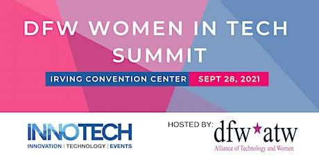 DFW Women in Tech Summit tickets