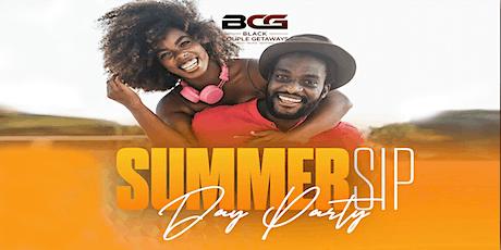 BLACK COUPLE GETAWAYS SUMMER SIP! (CHARLOTTE) tickets
