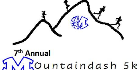 7th Annual MountainDash 5k Walk/Run tickets