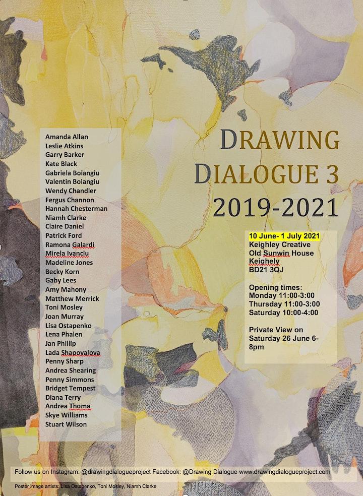 Drawing Dialogue Symposium image