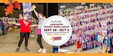 Lancaster Public Sale: Sept 30-Oct 2 (FREE) tickets