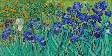 Van Gogh in LA Happy Hour Virtual Tour tickets