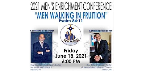 St. Luke Baptist Church Men's Conference tickets