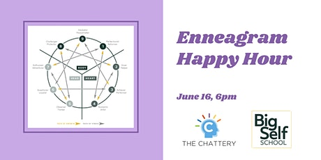 Enneagram Happy Hour - IN-PERSON CLASS tickets