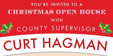 Fourth District Christmas Open House 2021 tickets