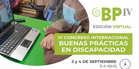 IVCongreso Internacional de Buenas Prácticas en Discapacidad  Vicente López entradas