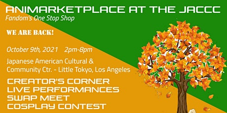 AniMarketplace at The JACCC tickets