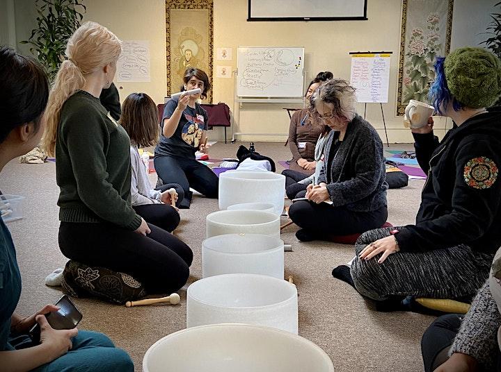 Online Sound Healing Training - Level 1 image