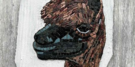 Portrait of an Alpaca: Outdoor Mosaics tickets