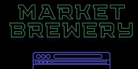 Market Brewery tickets