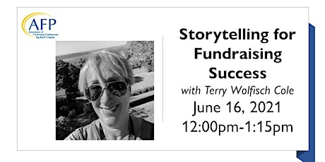 Storytelling for Fundraising Success tickets