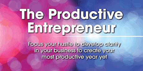 The Productive Entrepreneur tickets