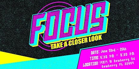 CLF VBS Focus tickets