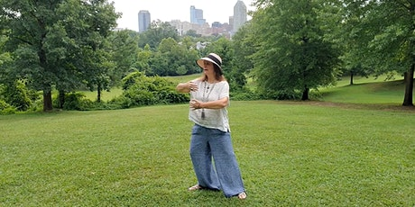 Tai Chi at the Park - July 29th-  Reservation Required tickets