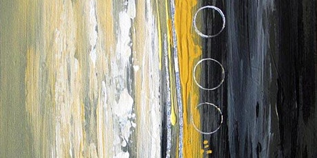 Creating  Abstract  Art with Palette Knife,  Teens and Adults Class tickets
