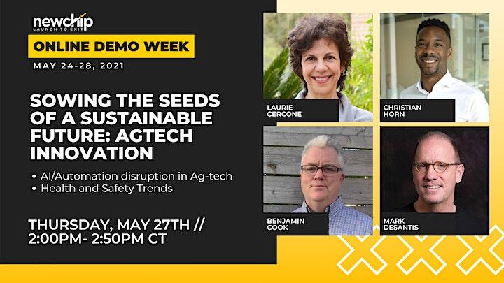 Newchip's May 2021 Online Demo Week image