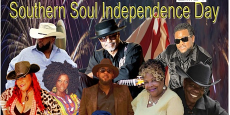 Southern Soul Independence  Day tickets