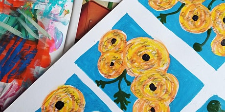 Connect + Create: Art Journaling tickets