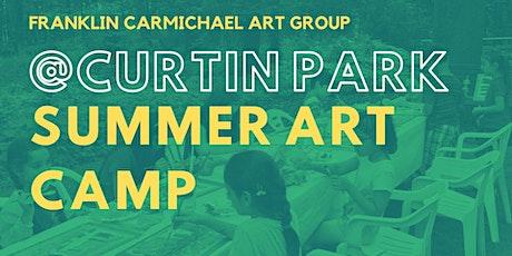 Summer Art Camp (July 12-16) tickets