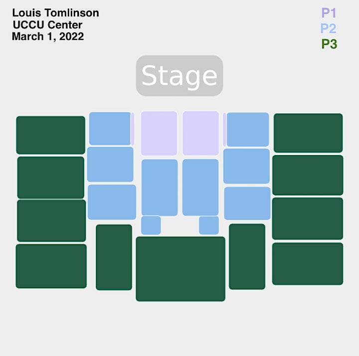 Louis Tomlinson World Tour 2022 image
