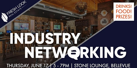 Industry Networking with Fresh Look Real Estate tickets