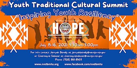 2021 Virtual Youth Traditional Cultural Summit tickets