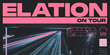 Elation Summer Tour Lititz, PA (JUNE 17, 2021) tickets