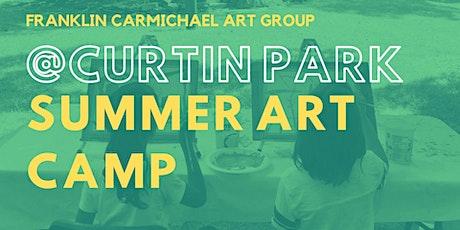 Summer Art Camp (July 19-23) tickets