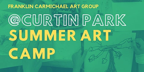 Summer Art Camp (July 26-30) tickets