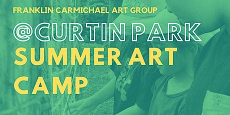 Summer Art Camp (August 3-6) tickets