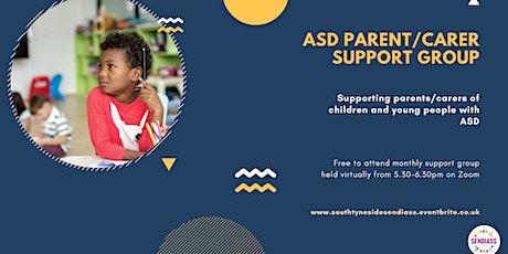 ASD Parent/Carer Support Group tickets