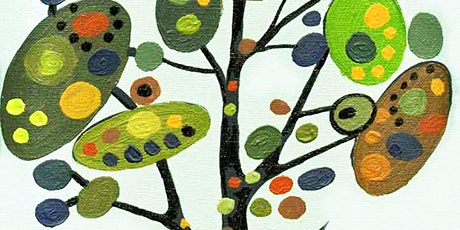 Tree of Life, Virtual Abstract Painting tickets