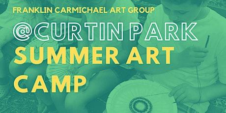 Summer Art Camp (August 16-20) tickets