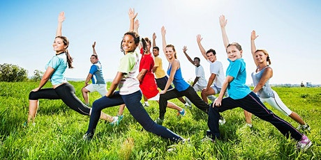 Youth Yoga in the Park (age 11-14)- July 17th -  Reservation Required tickets