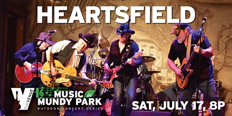 HEARTSFIELD Music in Mundy tickets