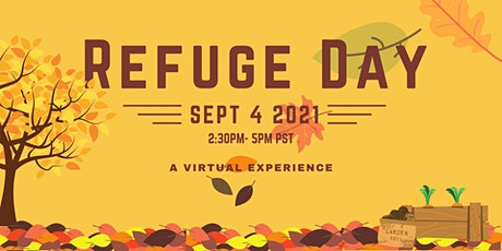Refuge Day: Fall Edition tickets