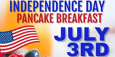 Independence Day Pancake Breakfast tickets