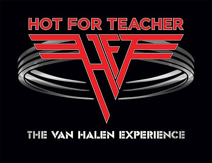 Hot for Teacher - The Van Halen Experience (Indoor Show) image