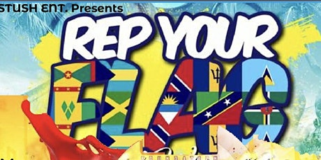 REP YOUR FLAG. Flag Fete tickets