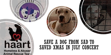 SAVE a DOG from SAD to SAVED tickets