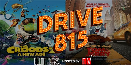 Tom  and Jerry / The Croods 2 @ The Drive 815 tickets