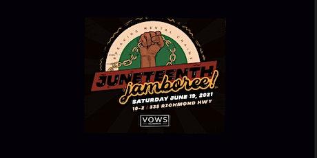 Juneteenth Jamboree & 5K Walk/Run tickets