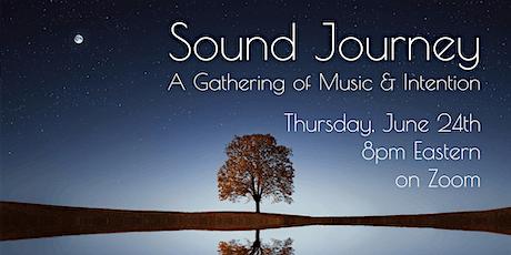 Sound Journey June 24 tickets