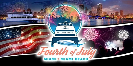 Miami 4th of July Fireworks Cruise tickets