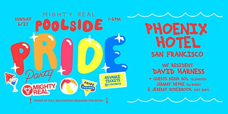 Mighty Real Pride Poolside Party + After Party tickets